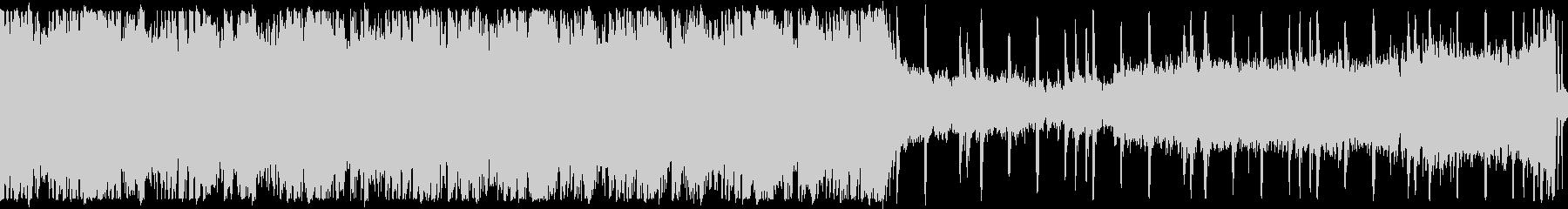 【ループ】迫力クラップ&ストンプアンセムの未再生の波形