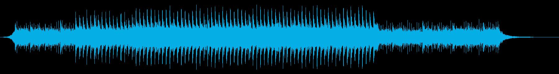 企業VP・会社紹介の再生済みの波形