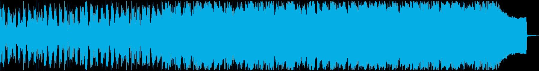 実験的な おしゃれ 燃焼 シンセサ...の再生済みの波形