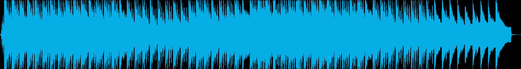 優しい・あたたかいピアノのコーポレート②の再生済みの波形