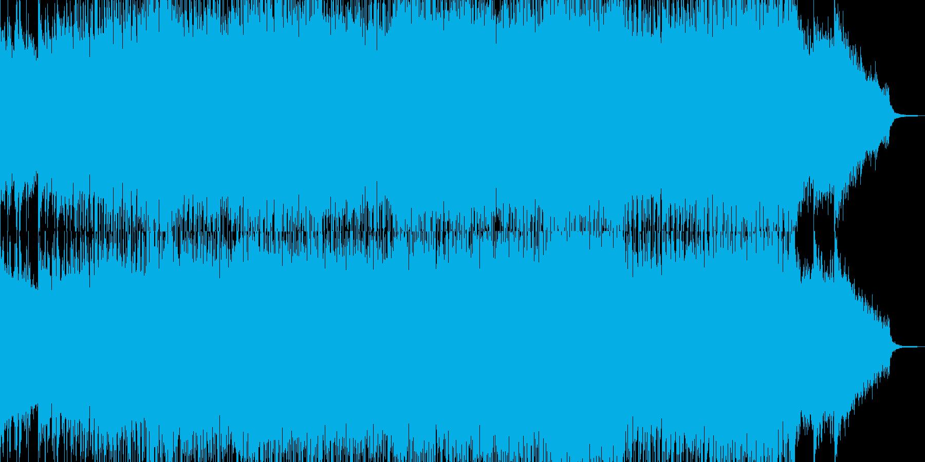 ストリングス・幕開け盛大な作品に 短尺★の再生済みの波形