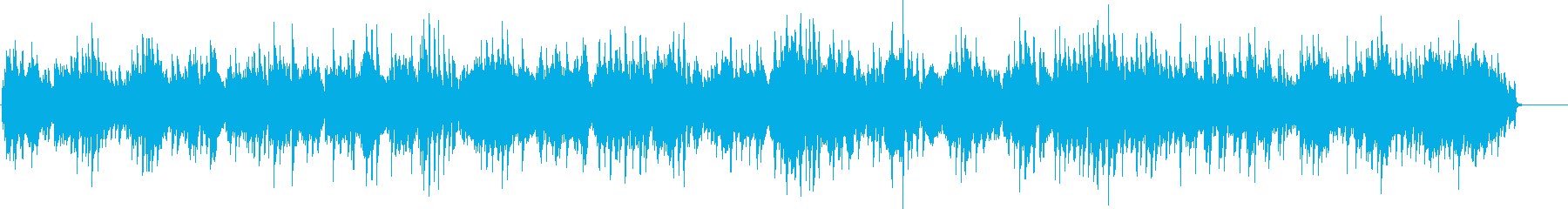 揺れる心(ピアノソロ・不安・期待)の再生済みの波形