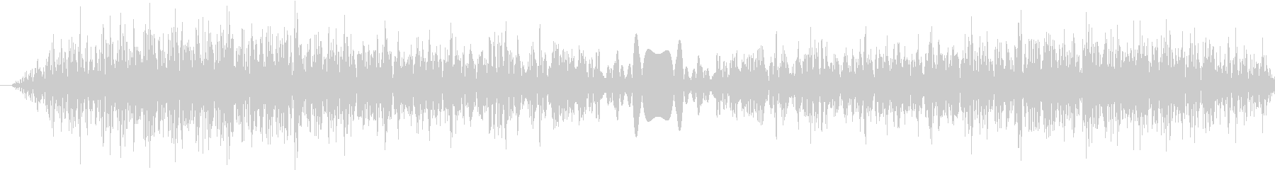 DJプレイ スクラッチ・ノイズ 1の未再生の波形