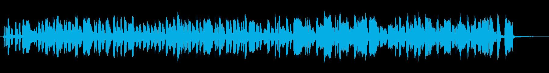 3分クッキング パロディアレンジの再生済みの波形
