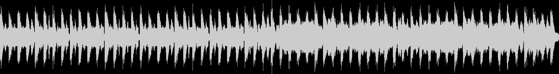 コミカル/静かめカラオケループ仕様の未再生の波形