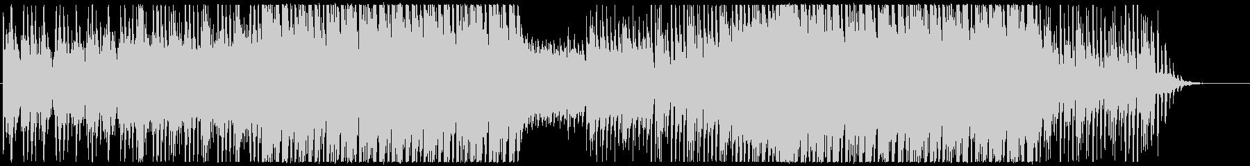 琴ループをEDM調にしたほんわかBGMの未再生の波形
