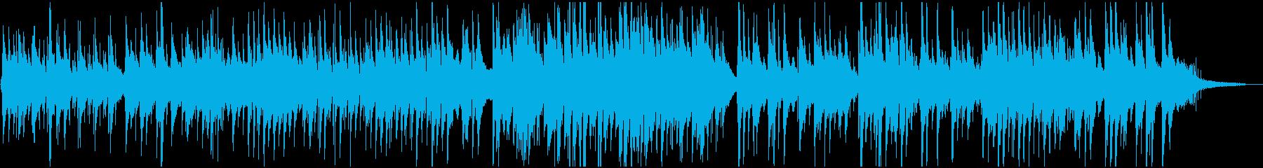 童謡『背くらべ』のピアノジャズアレンジの再生済みの波形