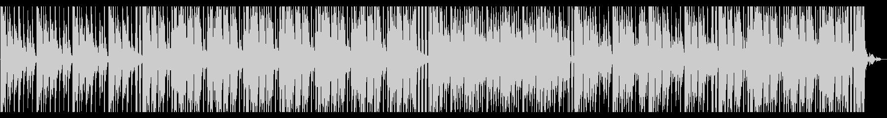 青/海/エレクトロ_No407_2の未再生の波形