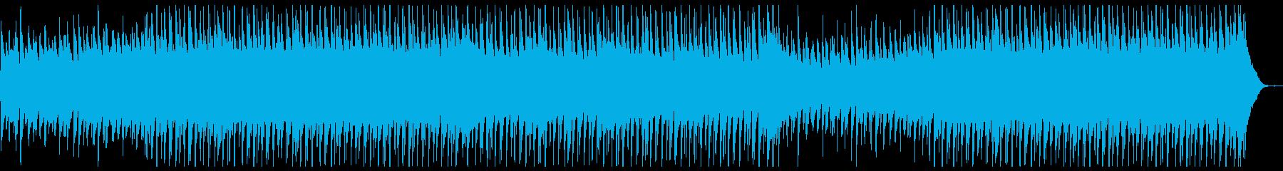 さわやかで軽快なアコースティックポップ の再生済みの波形