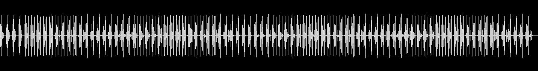 シンキングタイム、なぞなぞ、クイズの未再生の波形