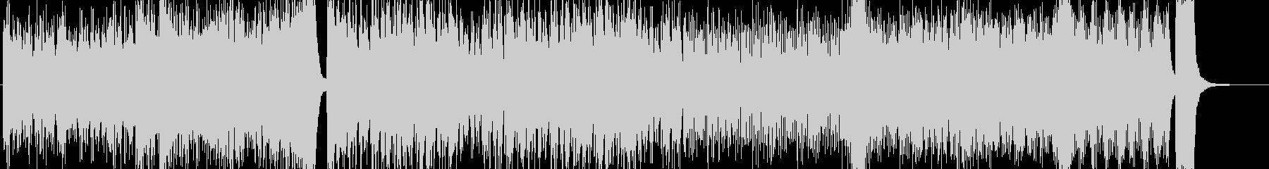 B)WAVE 16bit 44.1khzの未再生の波形