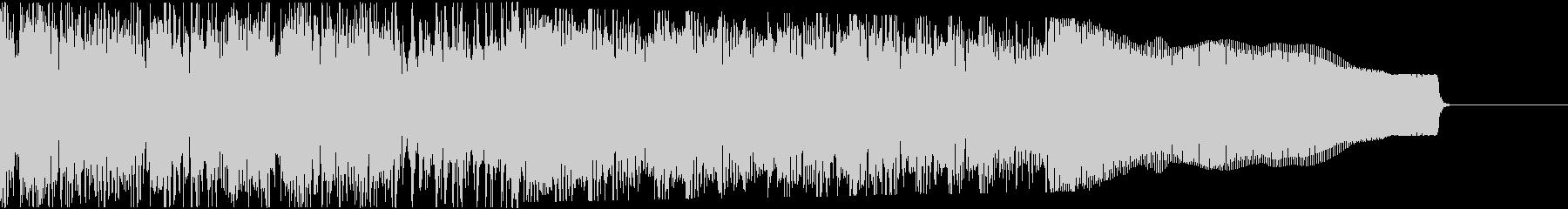 カントリー風ギターイントロ−06Fの未再生の波形