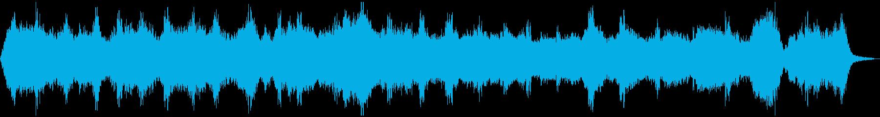 Monolithの再生済みの波形
