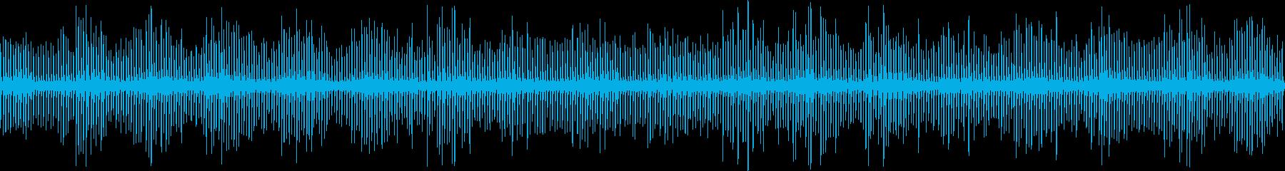 【ニュース/報道/ポップス/トランス】の再生済みの波形