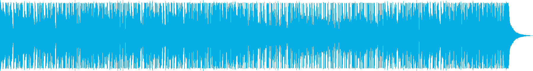ブルースロック研究所ざらざらしたス...の再生済みの波形