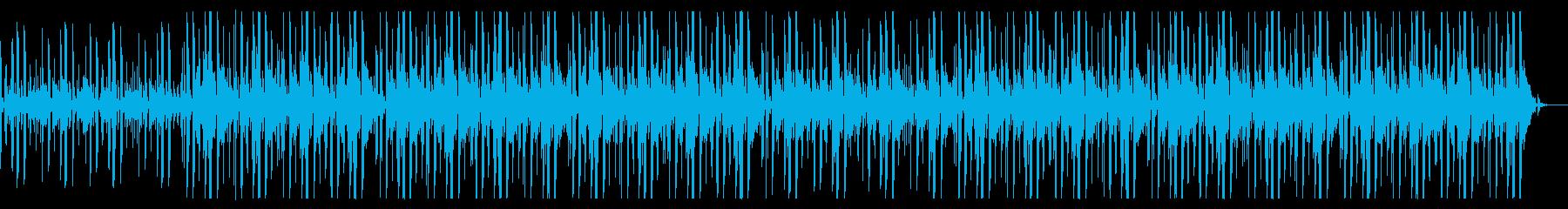VP・トーク・おしゃれな情報発信時に最適の再生済みの波形