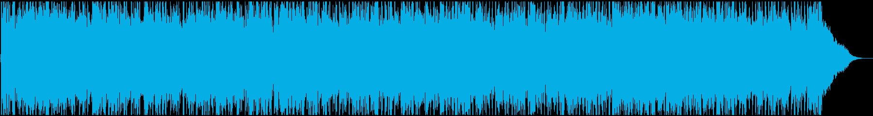 忍者和風ディスコ・琴&バイオリン&ビートの再生済みの波形