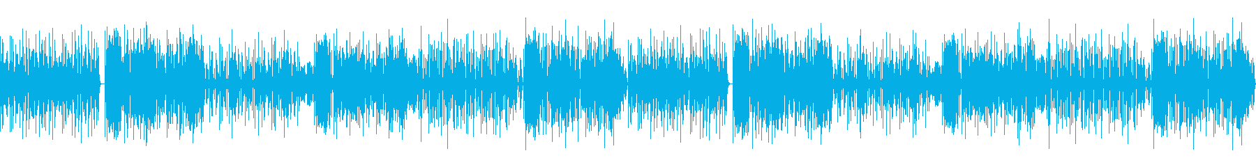 ピアノ・フルートで奏でるヒーリングBGMの再生済みの波形