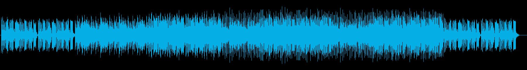 コミカル・ほのぼの・軽快・カントリーの再生済みの波形