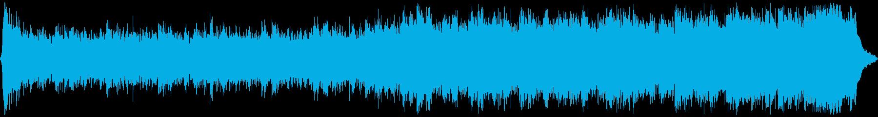 RPG 旅立ち オーケストラ 60秒版の再生済みの波形