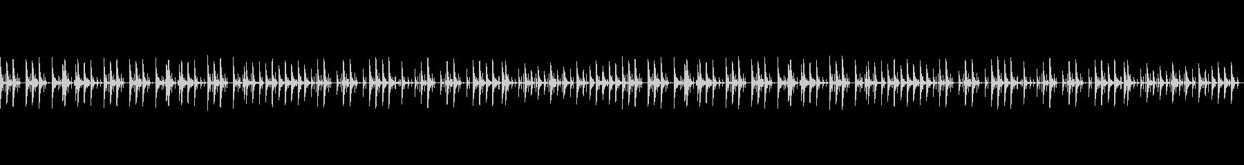 まぬけな木琴と民族リズム(Loop対応)の未再生の波形