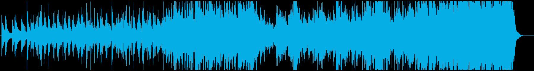 実験的 ロック ポストロック ドラ...の再生済みの波形
