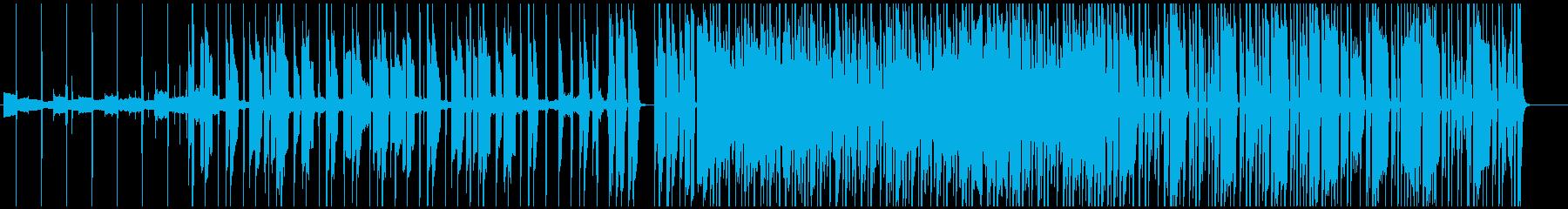 ポップ ロック フュージョン ジャ...の再生済みの波形