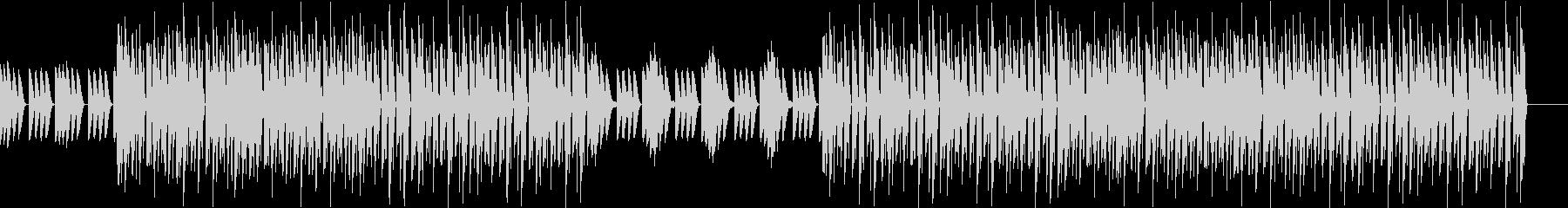 おしゃれ・低音重視・EDM・ベース16の未再生の波形