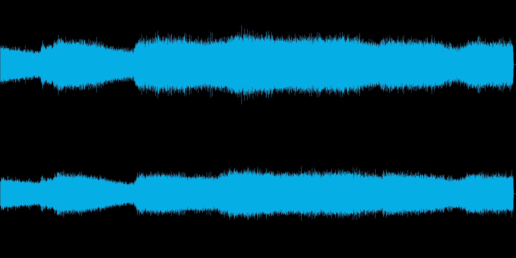 セミの鳴き声 04の再生済みの波形