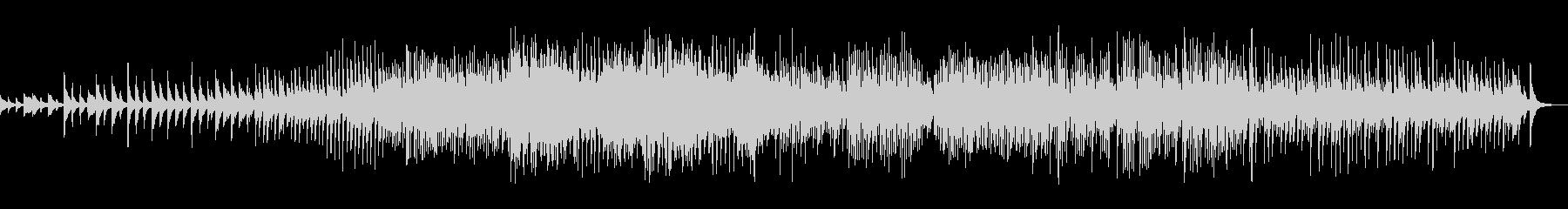 琴が奏でる和風パッヘルベルのカノンの未再生の波形