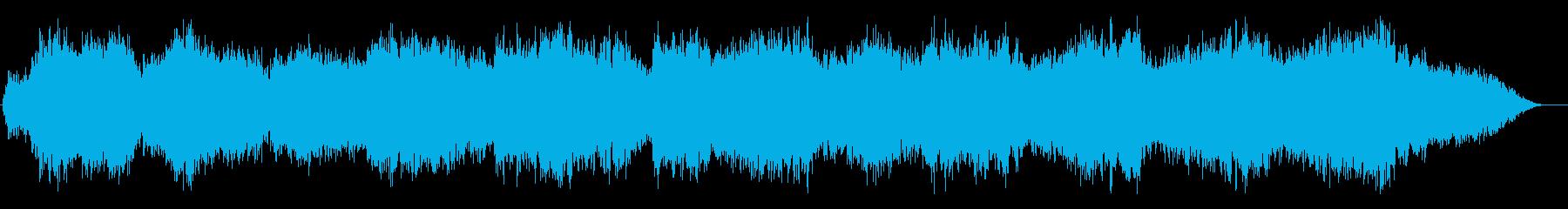 あやしいオバさん❤癒し系な歌声とハープBの再生済みの波形