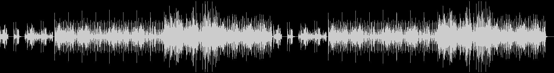【Jazz】おしゃれなジャズハウス・1の未再生の波形