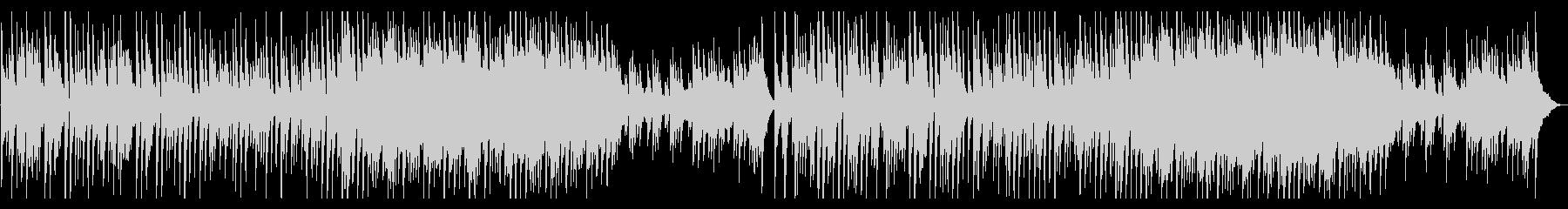 エレガントでジャズタッチなピアノポップの未再生の波形