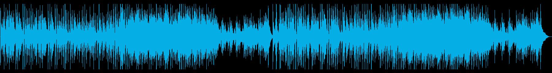 エレガントでジャズタッチなピアノポップの再生済みの波形