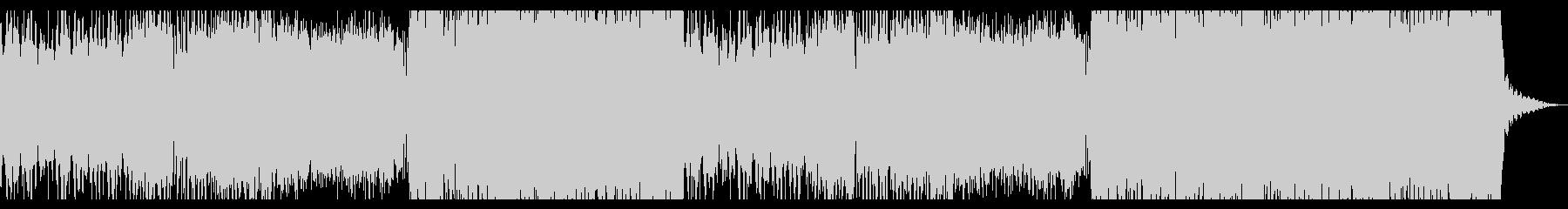 洋楽系トロピカルハウス セクシーの未再生の波形