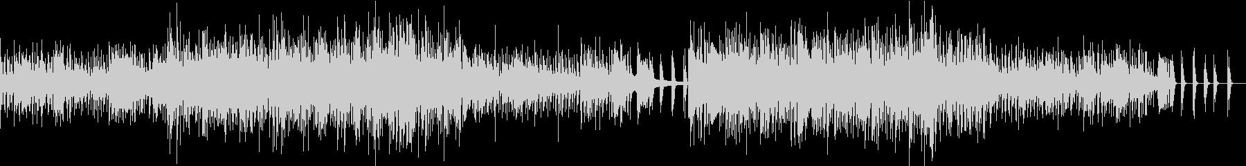 ゲーム向けアンダーグラウンド系BGMの未再生の波形