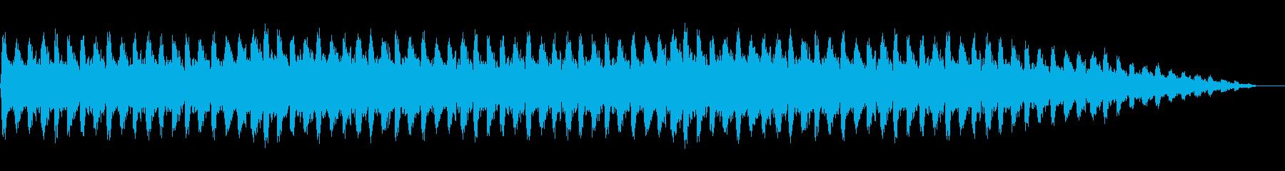 勇壮な合唱オーケストラ:編集版Bの再生済みの波形