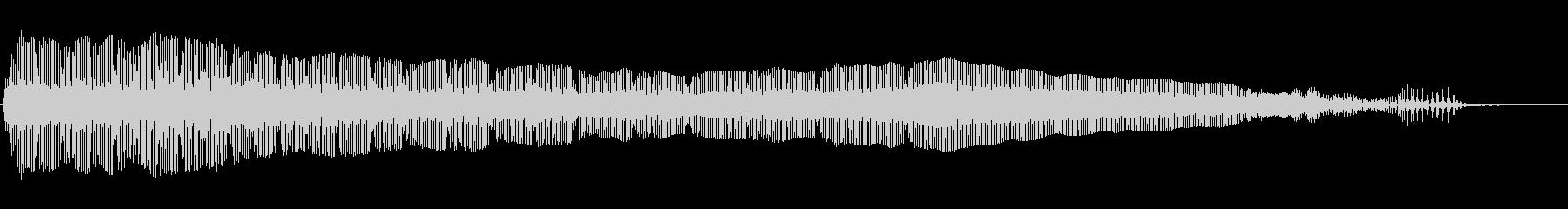 TUBA:ディテールトライルアンド...の未再生の波形