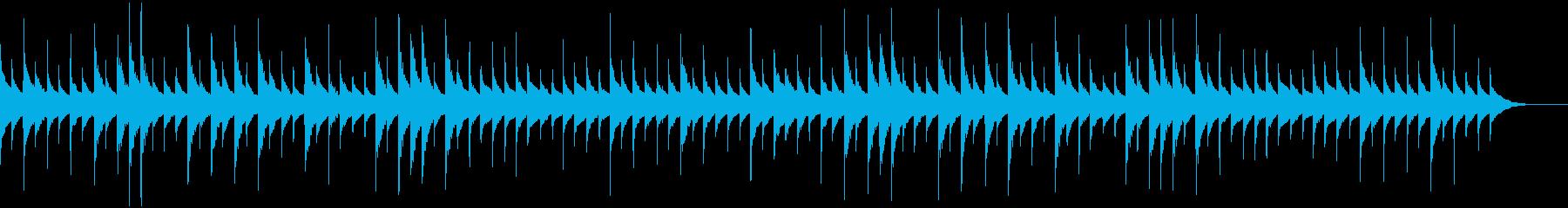 七夕さま (オルゴール)の再生済みの波形