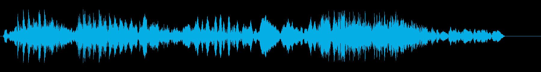 ピコングワン(ロボット)の再生済みの波形
