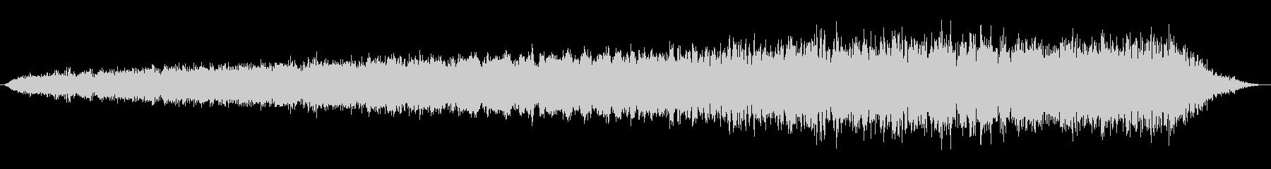 上昇 離調シンセオーケストラ01の未再生の波形