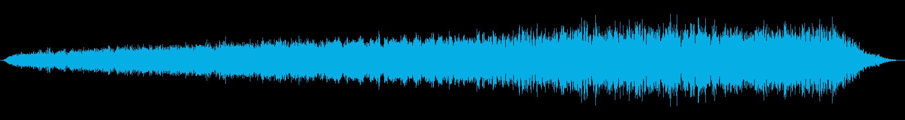 上昇 離調シンセオーケストラ01の再生済みの波形