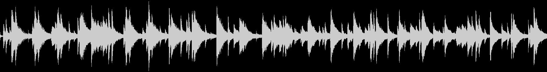 お洒落でキャッチーなジャズピアノトリオ7の未再生の波形