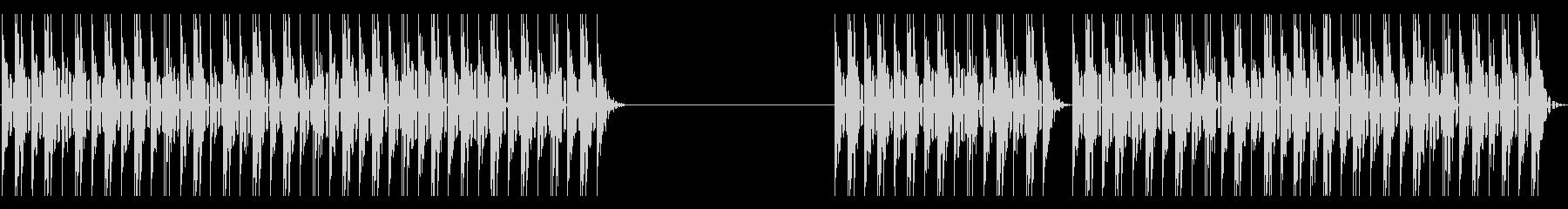 80年代のシンセポップ。遅い催眠大...の未再生の波形