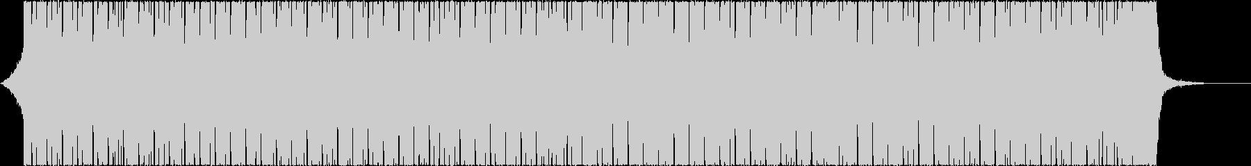 ロッククライミングの未再生の波形