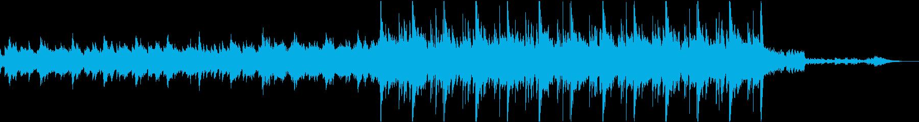 現代の交響曲 バラード あたたかい...の再生済みの波形