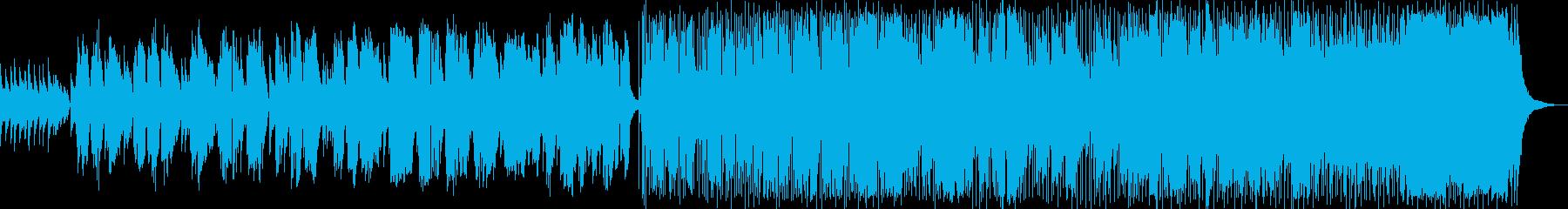 ケイトの再生済みの波形