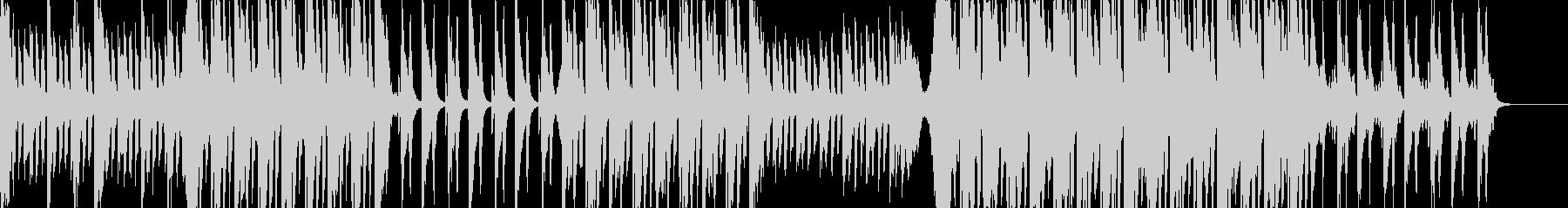 洋楽POP/ロックなリズム/アンセムの未再生の波形