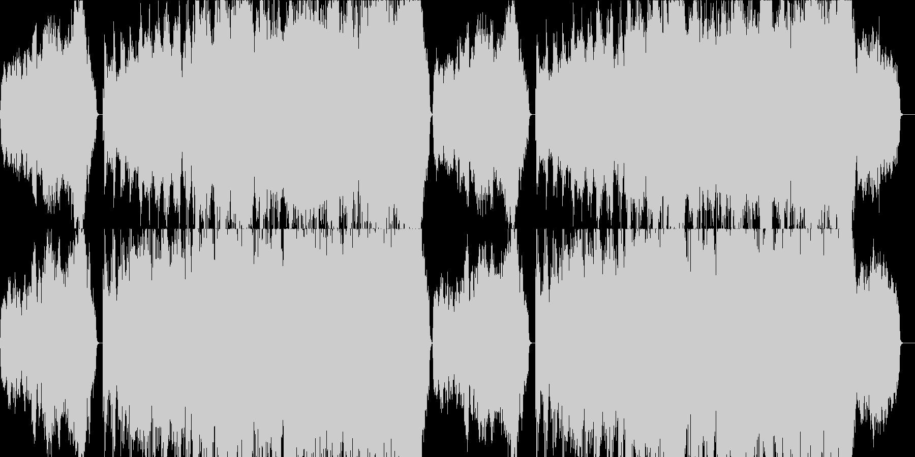 企業VP1 24bit44kHzVerの未再生の波形