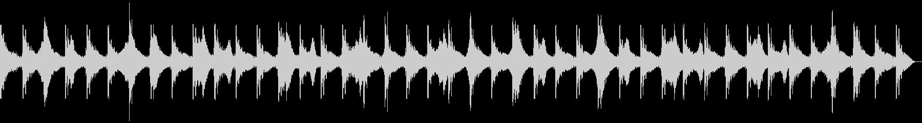 緊迫・洞窟・シリアス・SE2の未再生の波形